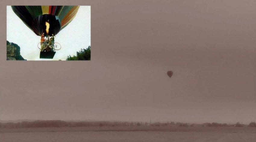 Из Чехословакии на воздушном шаре: История побега одной семьи