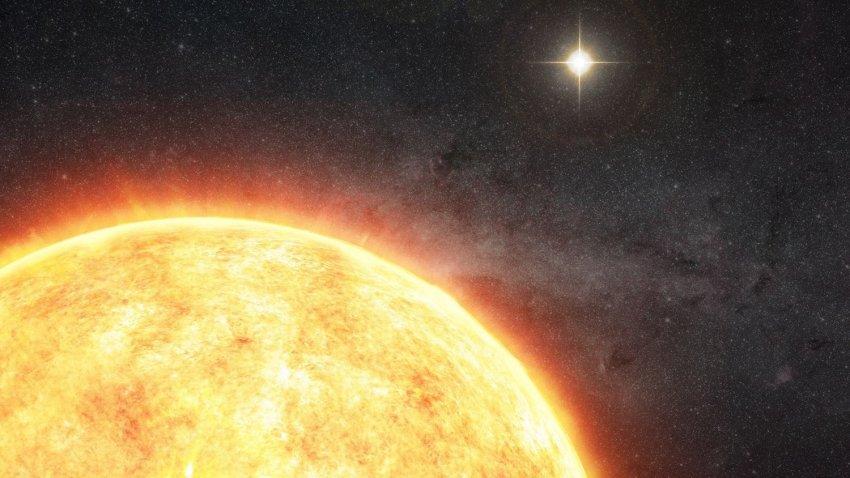 Таинственная девятая планета может быть двойником нашего Солнца