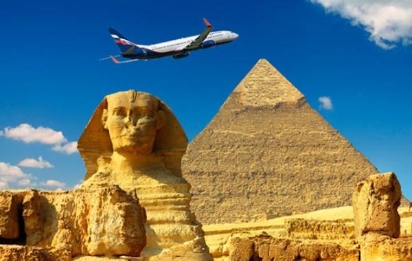 Названы сроки полноценного возобновления авиасообщения с Египтом