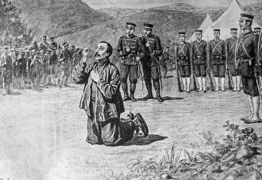 Подвиги русских солат и моряков в русско-японской войне