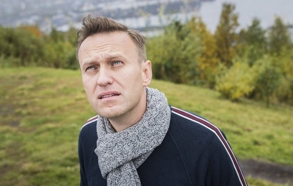 Навальный ответил на слова Путина о разрешении выпустить его на лечение