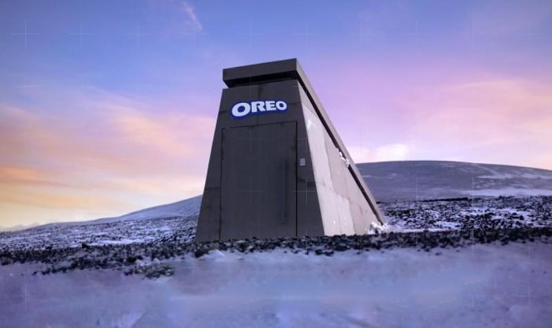 "Компания OREO построила в Норвегии ""хранилище судного дня"""