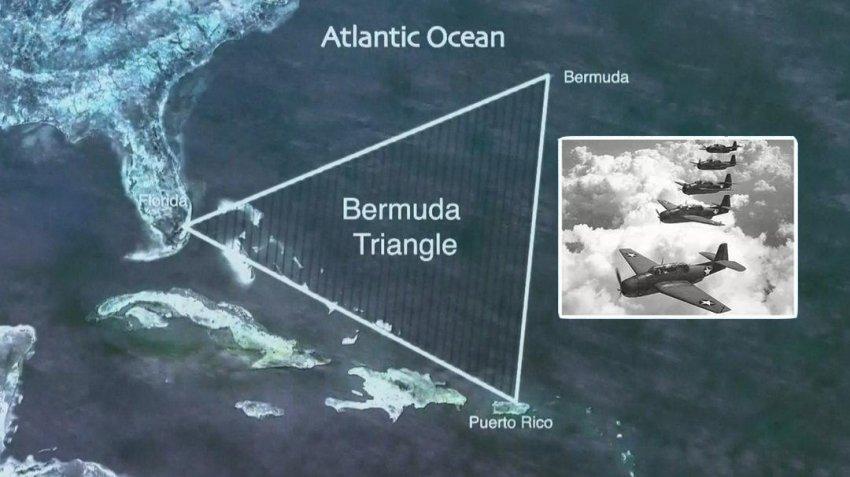 Тайна исчезновения пяти торпедоносцев в Бермудском треугольнике раскрыта
