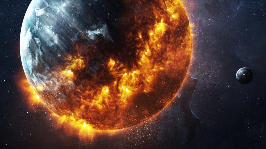 Загадочная космическая аномалия может разорвать Вселенную