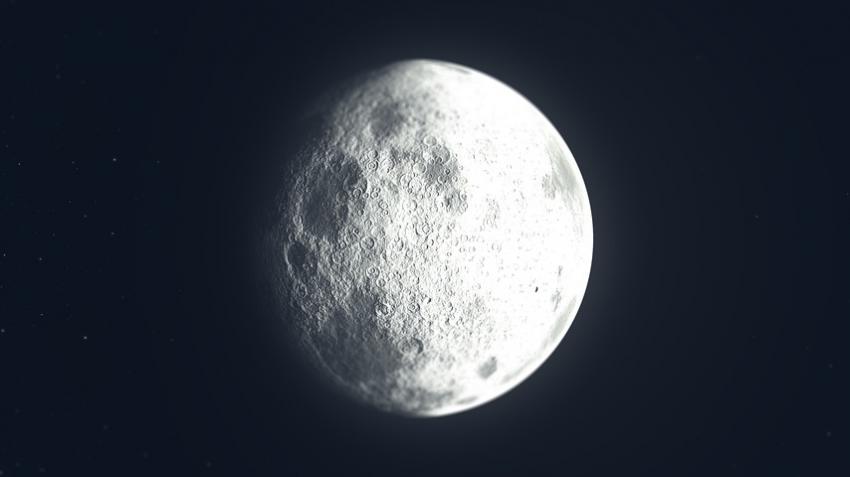 Вода на Луне в умеренных широтах поставила ученых НАСА в тупик