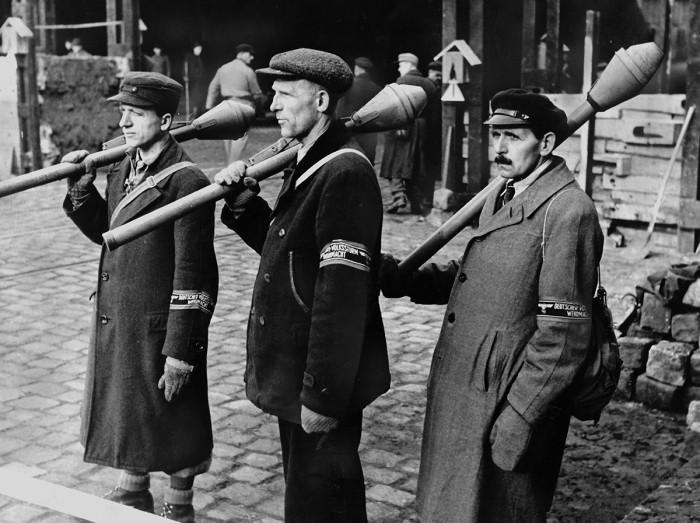 Фаустпатрон: первый противотанковый гранатомёт