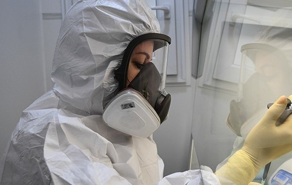 Впервые в России за сутки выявлено более 20 тысяч заболевших коронавирусом