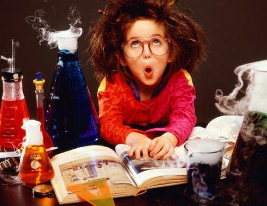 Познаём физику и обучаем детей не выходя из кухни