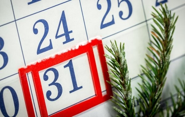 В нескольких регионах России сделали 31 декабря выходным днем