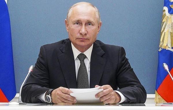 Владимир Путин принял решение поставить прививку от коронавируса