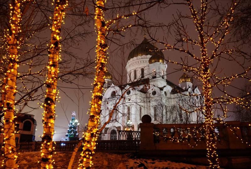 Будут ли закрыты храмы в Москве во время Рождества Христова в 2021 году