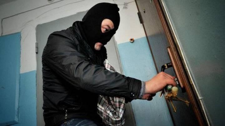 Число квартирных краж в России в 2020 году снизилось