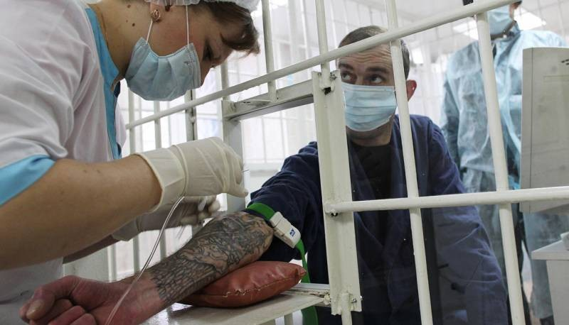 Какие заболевания дают право на освобождение из тюрьмы