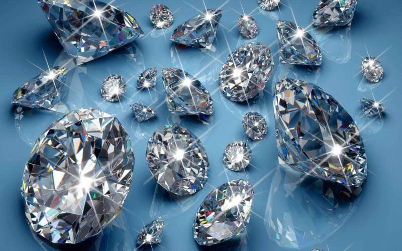 Почему на Сатурне и Юпитере идут дожди из алмазов
