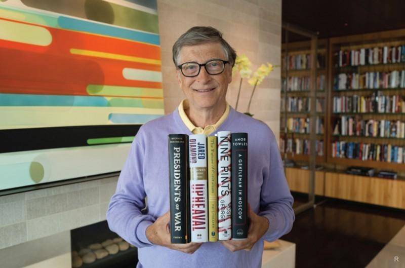Как 8 привычек сделали Билла Гейтса самым богатым человеком на планете