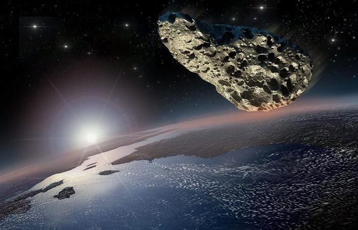 NASA предупредили о сближении астероида и Земли в ночь с 13 на 14 января 2021 года