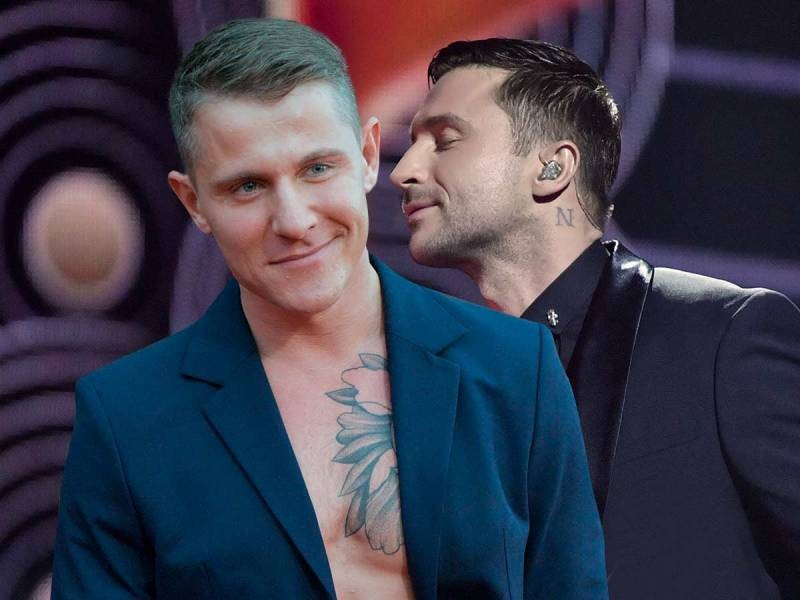 В Сети вновь появились слухи о том, что Малиновский и Лазарев вместе