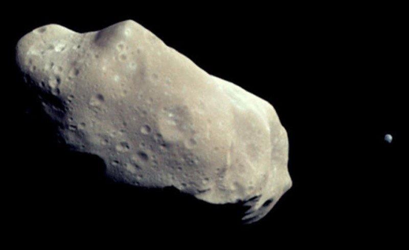 Опасный астероид пролетел неподалеку от Земли в ночь с 13 на 14 января 2021 года