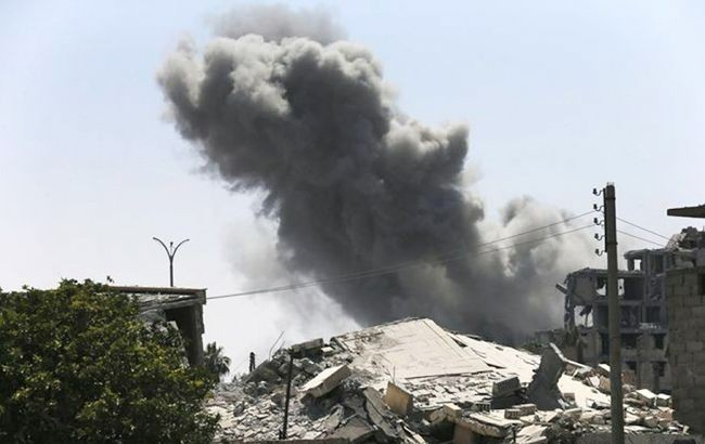В Багдаде 21 января 2021 года произошла серия взрывов