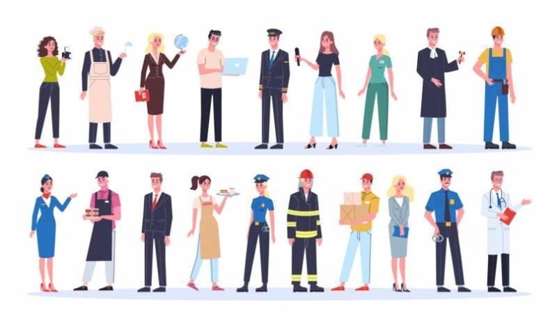 Названы самые доходные профессии 2021 года