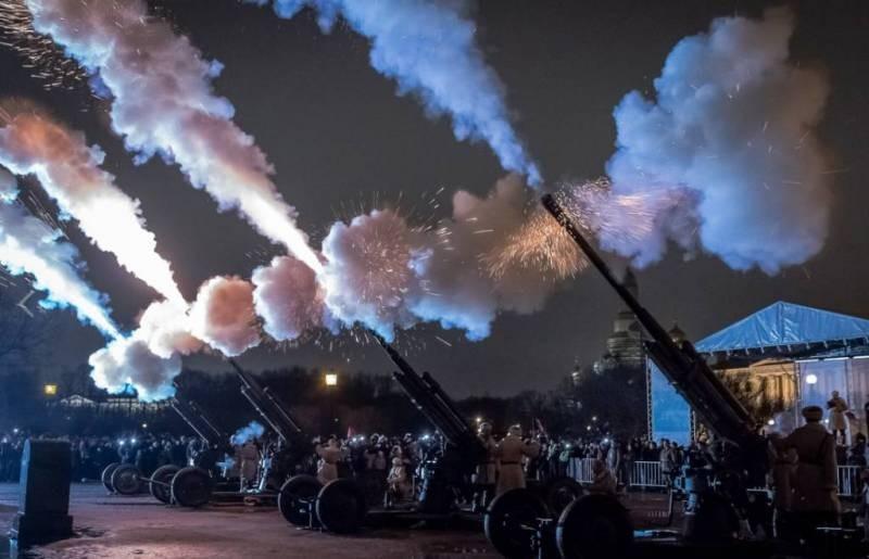 День освобождения Ленинграда от фашистской блокады отмечается в России 27 января 2021 года