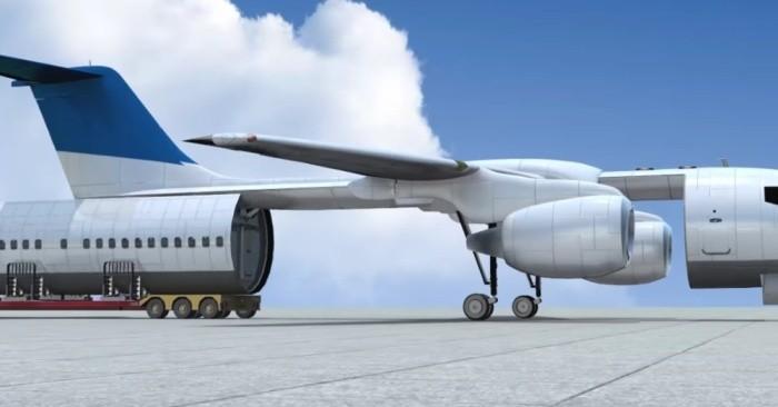 Почему нет парашютов в пассажирских самолётах?
