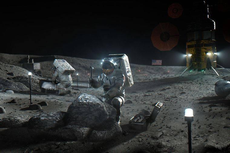 Россия и Китай готовят ответ лунным амбициям США