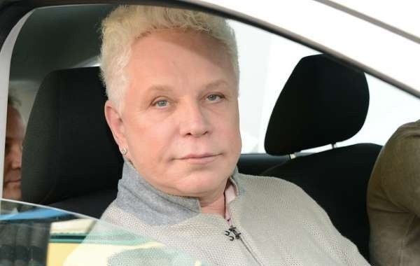 Борис Моисеев решил заняться своим здоровьем
