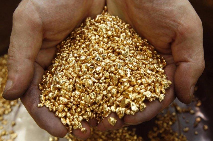 Как из планеты выкачивают золото