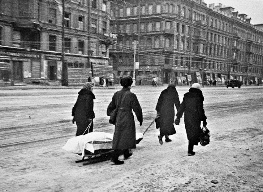 Блокадный Ленинград: Одна из самых продолжительных и страшных осад