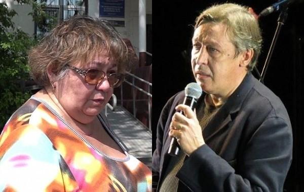 Ефремов на выплатил компенсацию жене погибшего Сергея Захарова