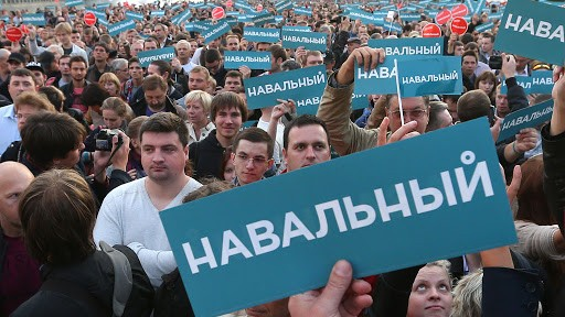Соратники Навального анонсировали новую акцию протеста в поддержку оппозиционера
