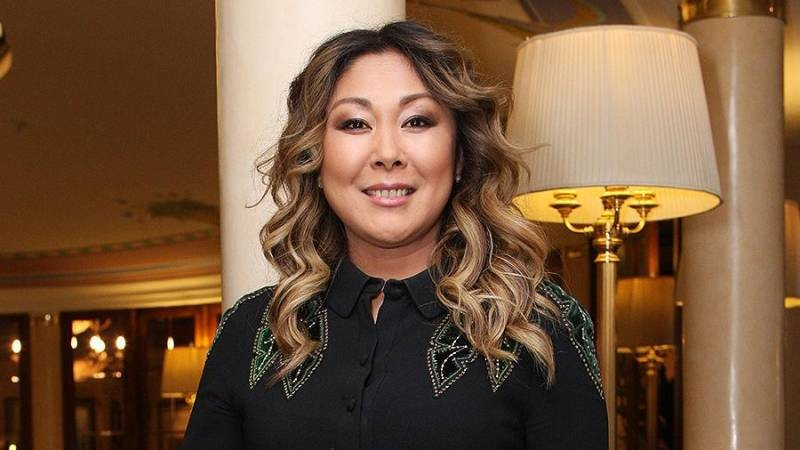 Анита Цой вспомнила о том, как ей сообщили о кончине Сергея Кима