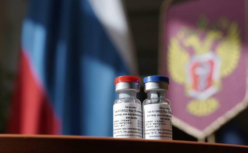 Европа и США признали высокое качество российской вакцины от коронавируса