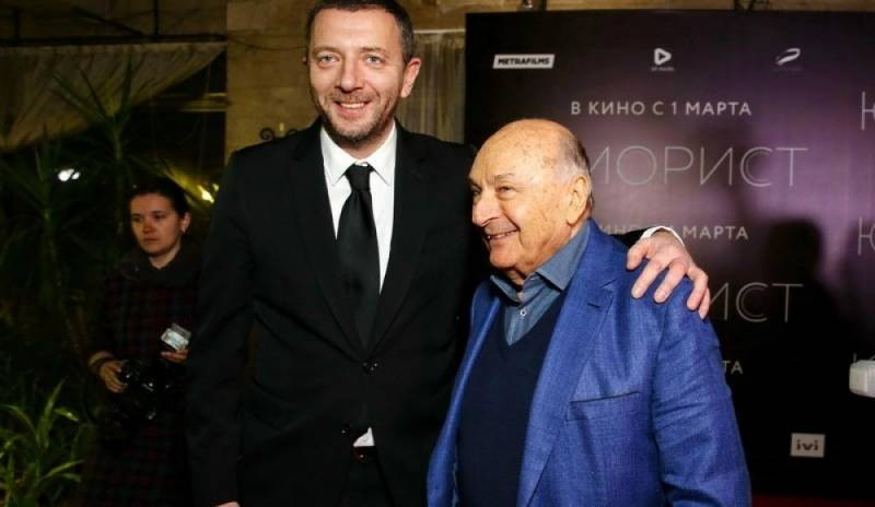 Алексей Агронович покоряет новые вершины в кинематографе
