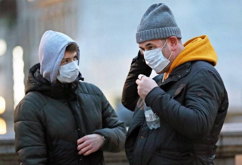 В России назвали условия для отмены масочного режима