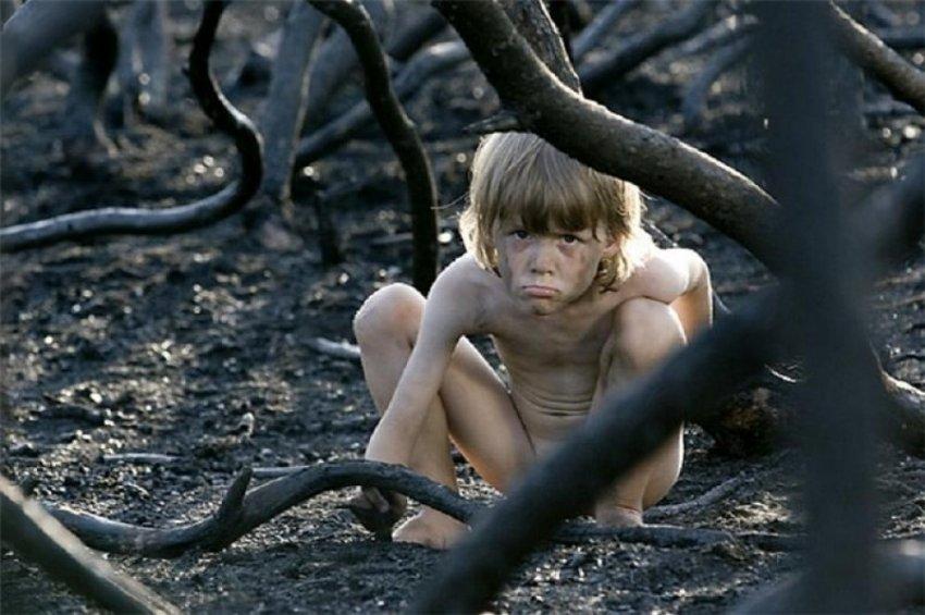 В диких условиях: Настоящий мальчик Маугли