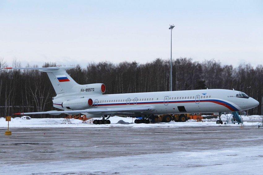 Почему попал в аварию самолет ТУ-154 с артистами ансамбля Александрова на борту