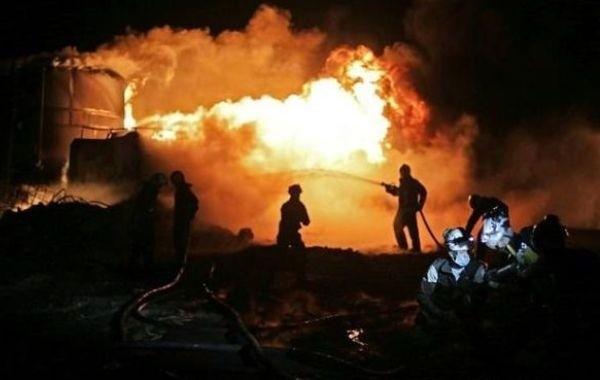 В Сирии 18 человек погибли при взрыве двух мин