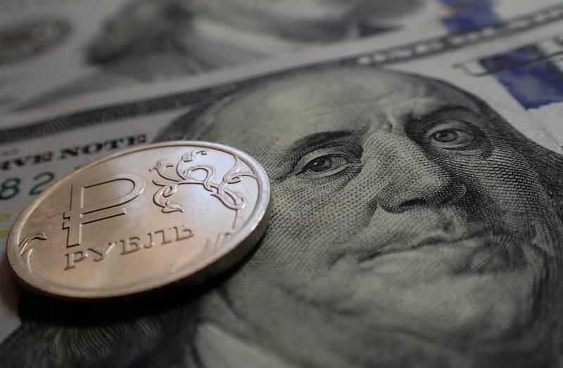 США может ввести санкции против российского госдолга, что может отразиться на рубле