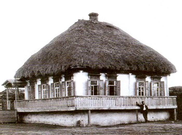 Технологии предков: Турлучный дом