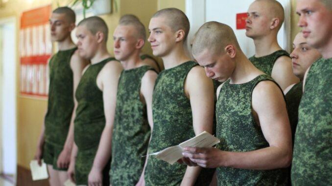 Как будет проходить весенний призыв 2021 года в России