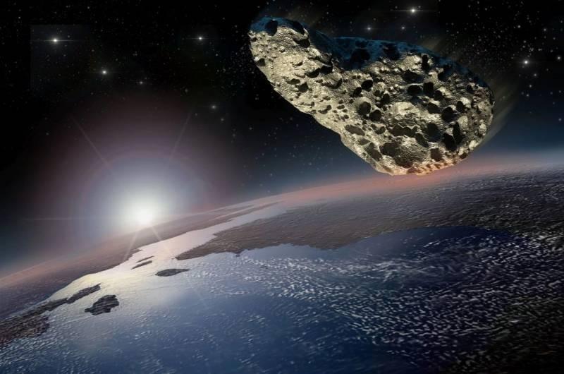 Космическая золотая лихорадка: охота на сокровища астероидов началась