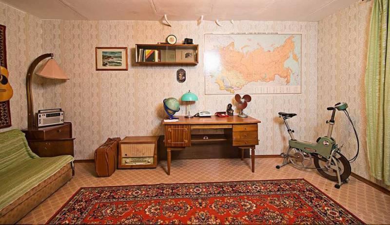 Вещи времен СССР, которые были показателем статуса хозяина квартиры