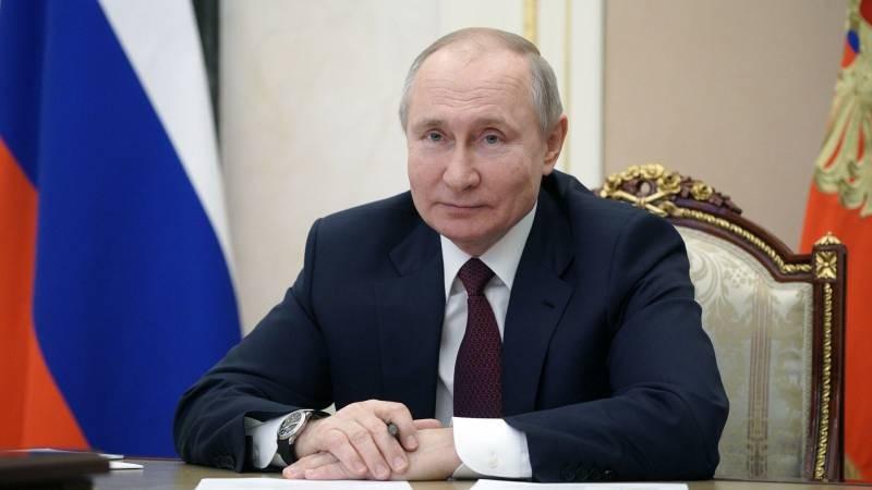 Владимир Путин отметил президенту Джо Байдену на обвинения в адрес России и лично себя