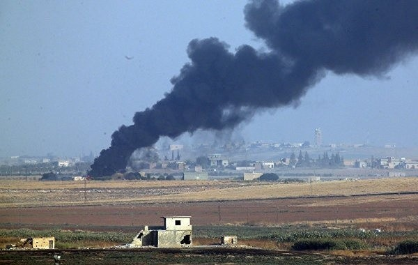 Турция заявила о ракетном обстреле со стороны Сирии