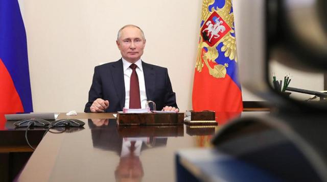 Что президент США Джо Байден сказал про Владимира Путина