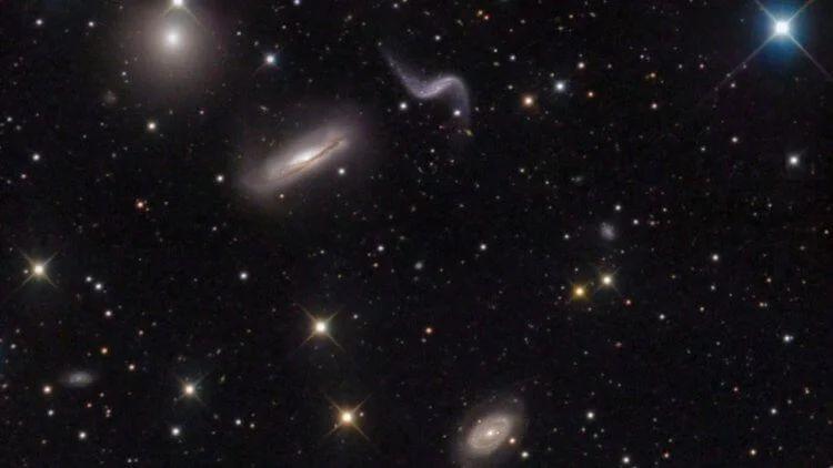 Загадка расширения Вселенной