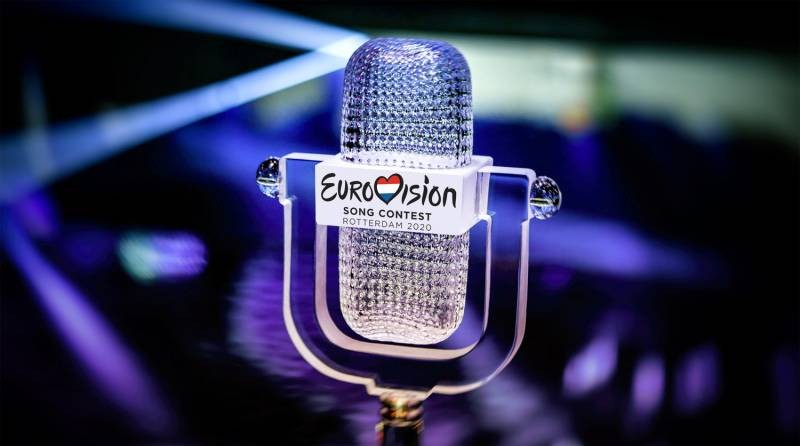 Стали известны фавориты грядущего конкурса «Евровидения» в Роттердаме