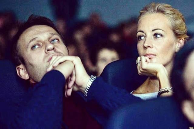 Юлия Навальная написала письмо президенту, требуя освободить ее мужа